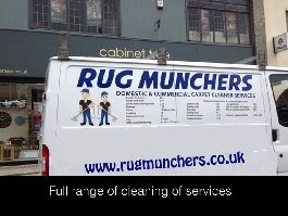 rug munchers cleaning